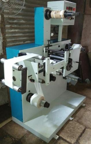 Rotary Label Die Cutting Machine (Re-Rdc-175)