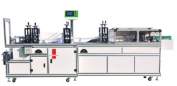 Ultrasonic Cap Making Machine