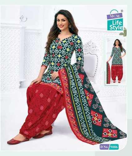 Deeptex Miss India Cotton Dress Materials