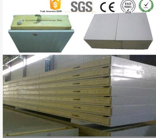 Discontinuous Pu Polyurethane Cold Room Panel Production Line