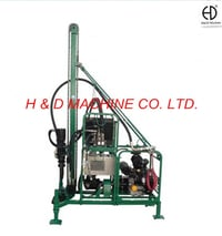HD-40D Drilling Rig (Portable Type With Light Weight)