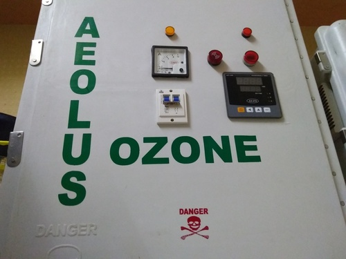 Ozone For Cold Storage Plants