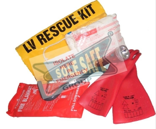 Advanced Low Voltage Electrical Rescue Kit