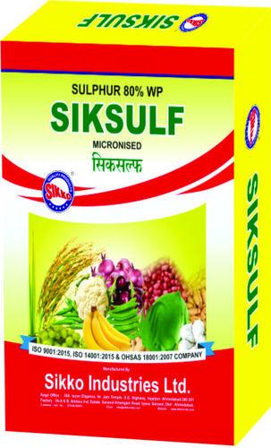 Siksulf-80% Wp