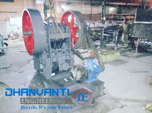Quality Approved Jaw Crusher