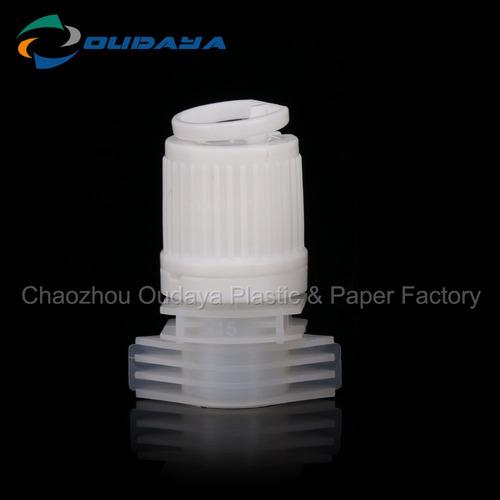 Plastic Pull Ring Cap For Bottle