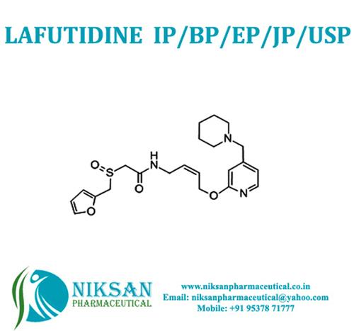 Lafutidine Ip/Bp/Usp/Ep