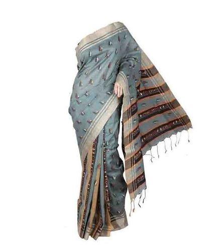 84f37670be3b3 Khesh Silk Kantha Sarees in Bolpur