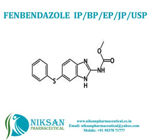 Fenbendazole Ip/Bp/Ep/Usp