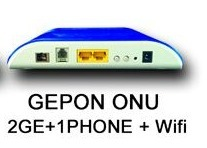Onu With Phone Port