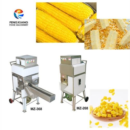 MZ-268/368 Sweet Corn Thresher Machine