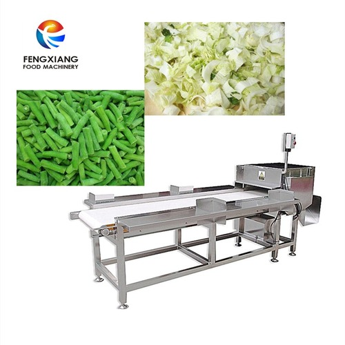 Hobbing Type Leaf Vegetable Cutting Machine