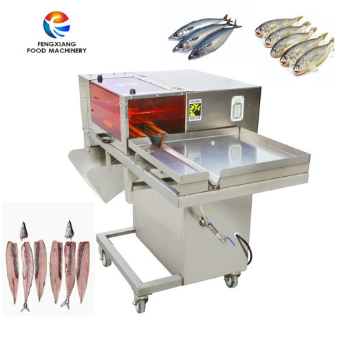 Automatic Small Fish Filleting And Sardine Filleting Machine
