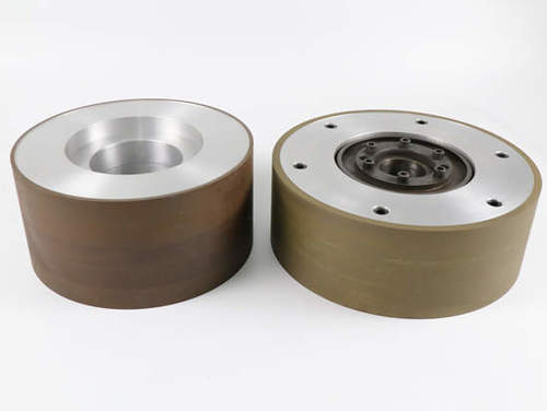 Resin Bond Diamond Centerless Grinding Wheels Certifications: Iso9001