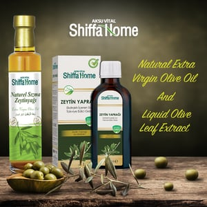 Extra Virgin Pure Olive Oil