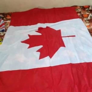 Custom Size Outdoor Flags