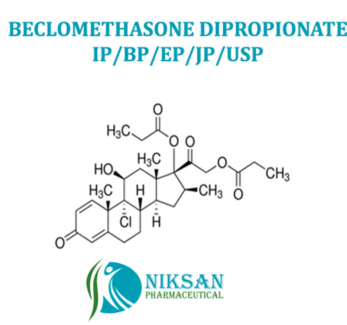 Beclomethasone Dipropionate Ip/Bp/Usp/Ep