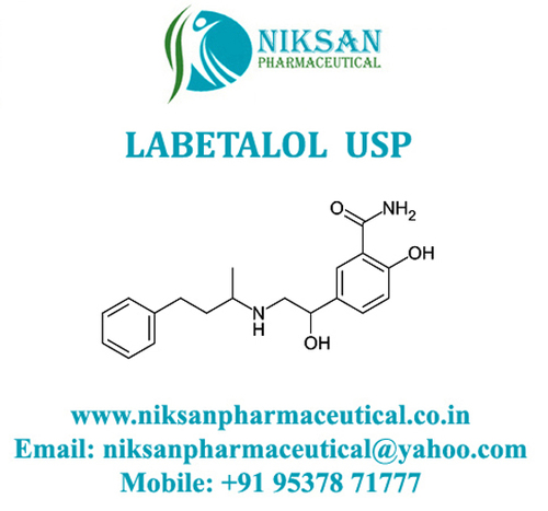 Labetalol Ip/Bp/Usp/Ep