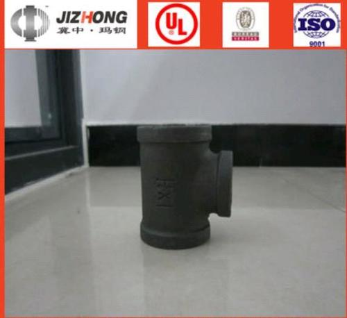 Malleable Iron Pipe Fitting Tee (BS/ANSI/DIN)