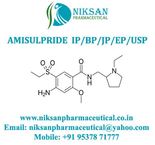 Amisulpride Ip/Bp/Usp/Ep