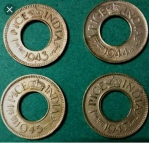 Hall Copper Coins