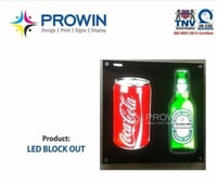 Led Block Out Board