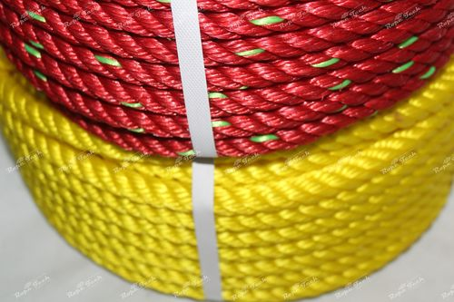 High Quality Double Twisted Rope