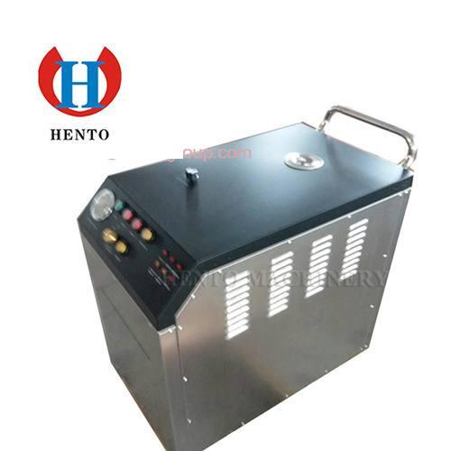 Steam Car Wash Machine