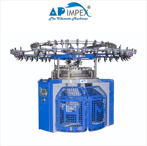 Terry Jacquard Circular Knitting Machine