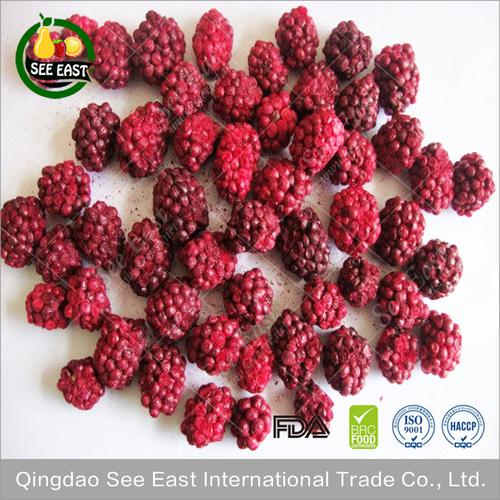 100% Natural A Grade Freeze Dried Blackberry