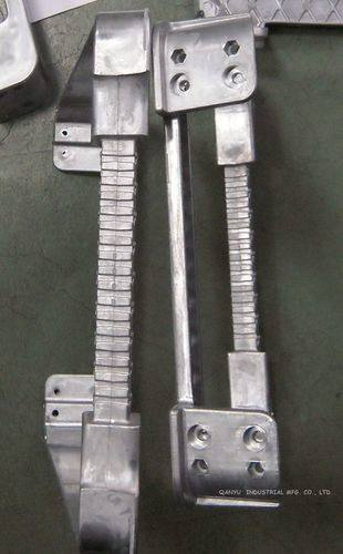 Aluminum Die Casting (Sports)
