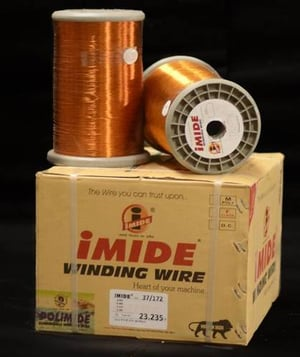 Premium Enamelled Copper Winding Wire Poly