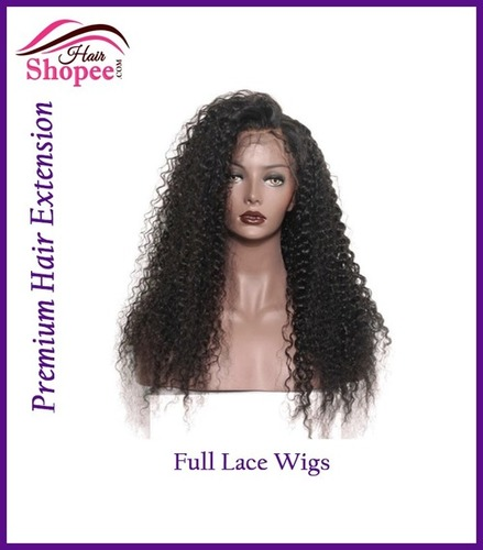 Full Lace Wig - Hairshopee