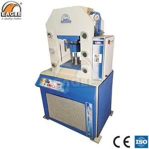 Jewelry Coin Making Hydraulic Press with Push Bolton Type Lever for Goldsmith