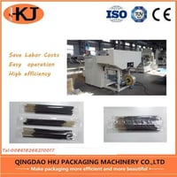 Automatic Count and Sealing Incense Sticks Packaging Machine