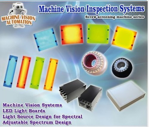 Machine Vision System - Manufacturers & Suppliers, Dealers