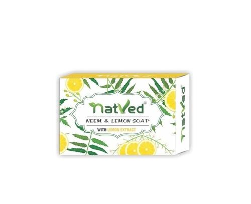 Neem And Lemon Soap