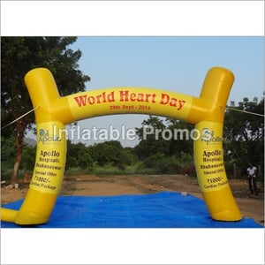 Inflatable Promotional Arch