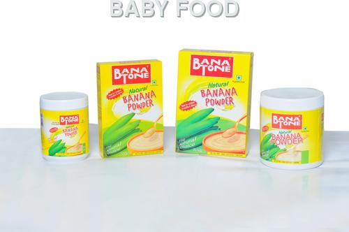 India Dried Banana Powder