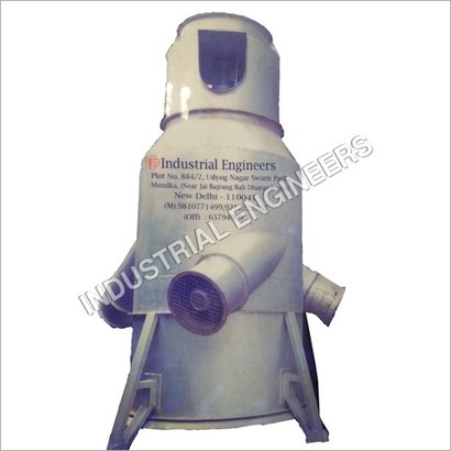 Automatic Cooling Hood For Bell Furnace