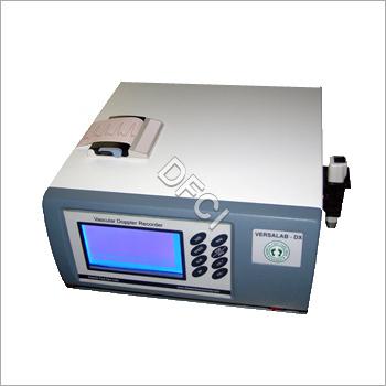 Abi/Tbi Vascular Doppler Recorder