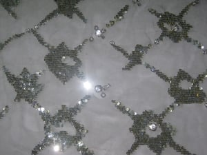 Sequin Work Embroidery