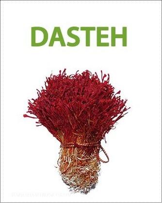 Red Dried Saffron (Dasteh)