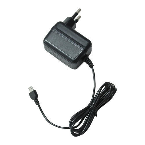 Black Color Mobile Charger