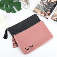PU Leather Makeup Bag