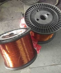 Industrial Enameled Copper Wire