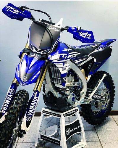 Brand Yamaha YZF 250 Dirt Bike