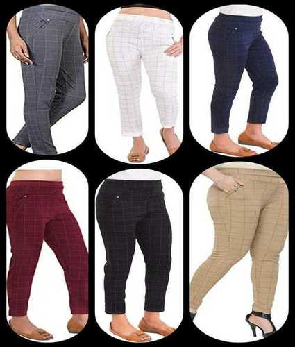 Ladies Jeggings And Trousers