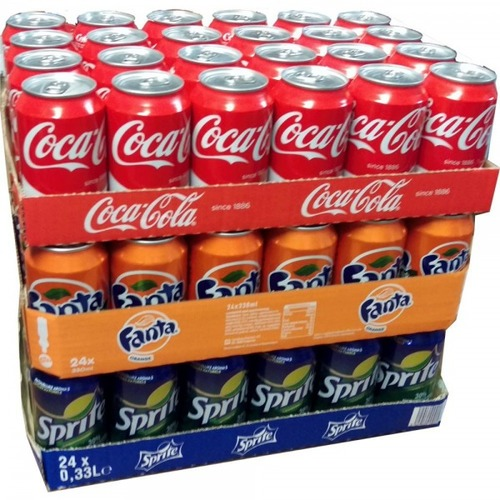 Fanta Sprite Pepsi Drink 330ML Can