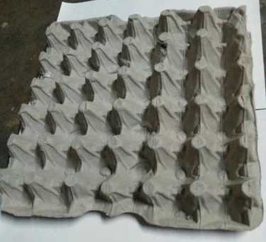Pulp Paper Packing Tray